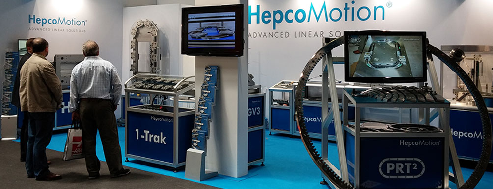 HepcoMotion - Events & Exhibitions 01