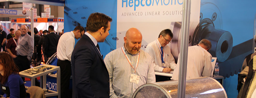HepcoMotion - Events & Exhibitions 02