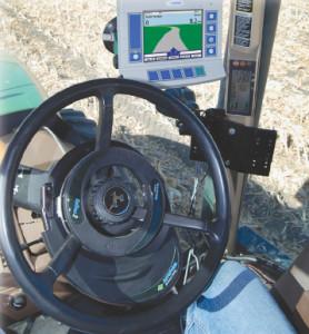 Self drive tractor wheel