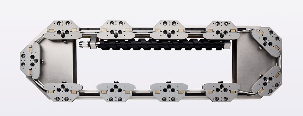 HepcoMotion - DTS2 Scroll Driven Track System 01