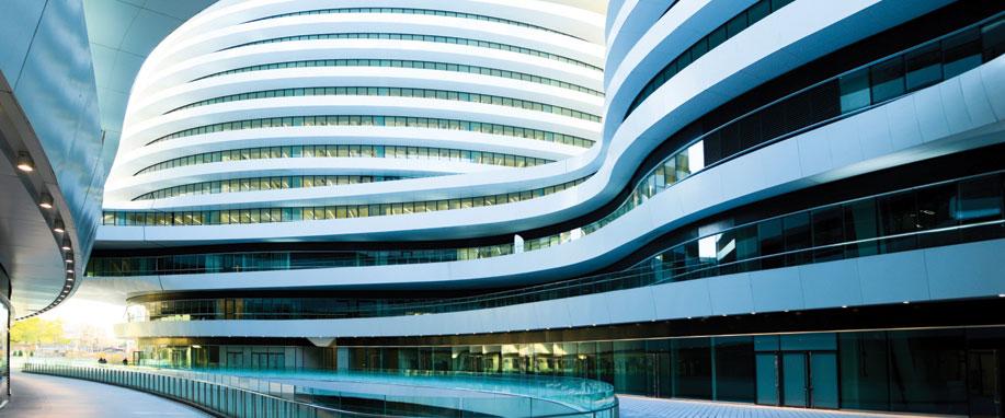 海普克(HEPCOMOTION) - Industry Solutions | Architecture