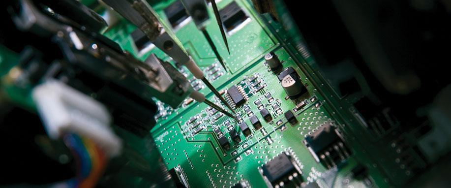海普克(HEPCOMOTION) - Industry Solutions | Electronic