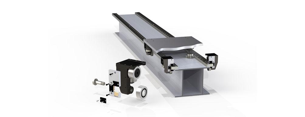 海普克(HEPCOMOTION) - MHD Linear Motion System 02