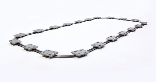 HepcoMotion - 圆弧导轨,环形导轨和节段