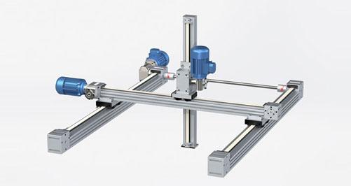 HepcoMotion - 系统解决方案和运动控制方案