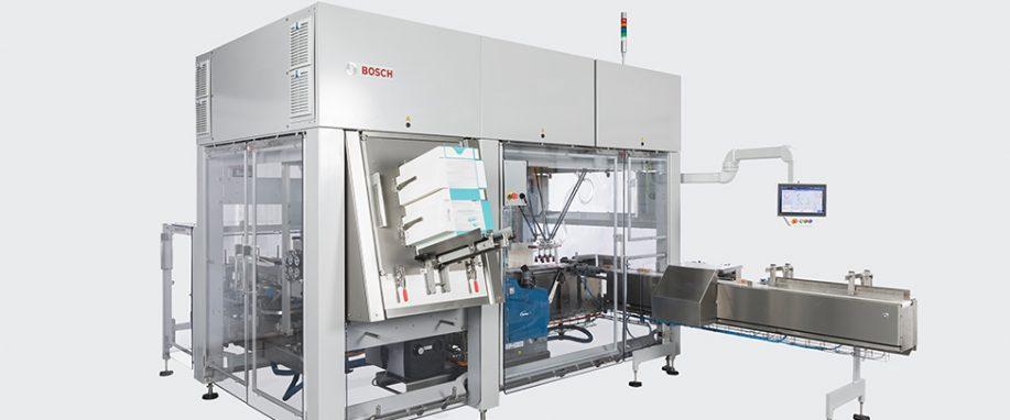 配合BECKHOFF XTS使用的HEPCO GFX导轨系统 为包装行业提供高速度、大容量、低维护的解决方案