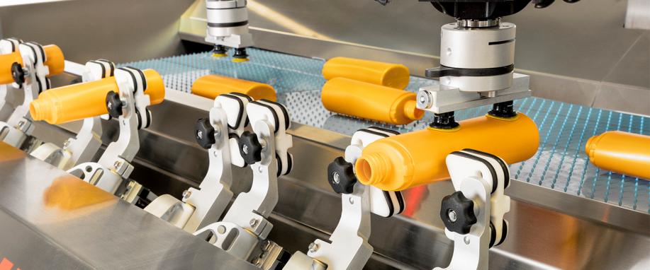 高负荷包装应用之利用低维护解决方案 提供高可靠性
