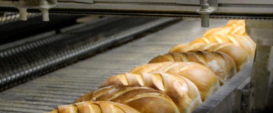 """海普克的""""即装即用,无需理会""""的直线模组为 高负荷面包生产应用提供低维护解决方案"""